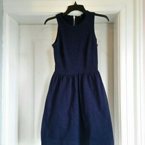 Navy Afternoon Dress by Madewell